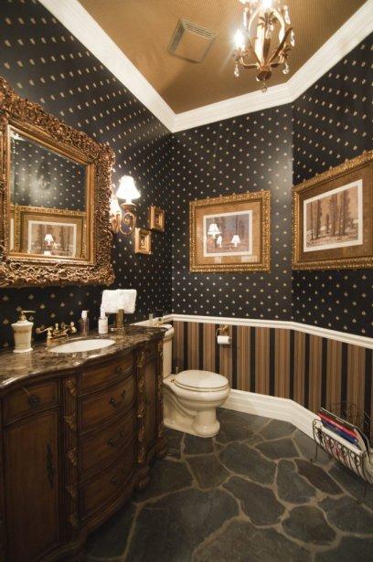 Mont saint hilaire en mode ch teau val rie v zina for Accessoires lavabo salle bain