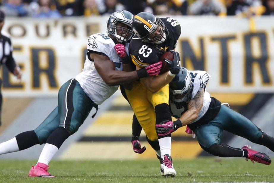 Les Eagles de Philadelphie n'amassent plus les sacs... (Photo: Reuters)