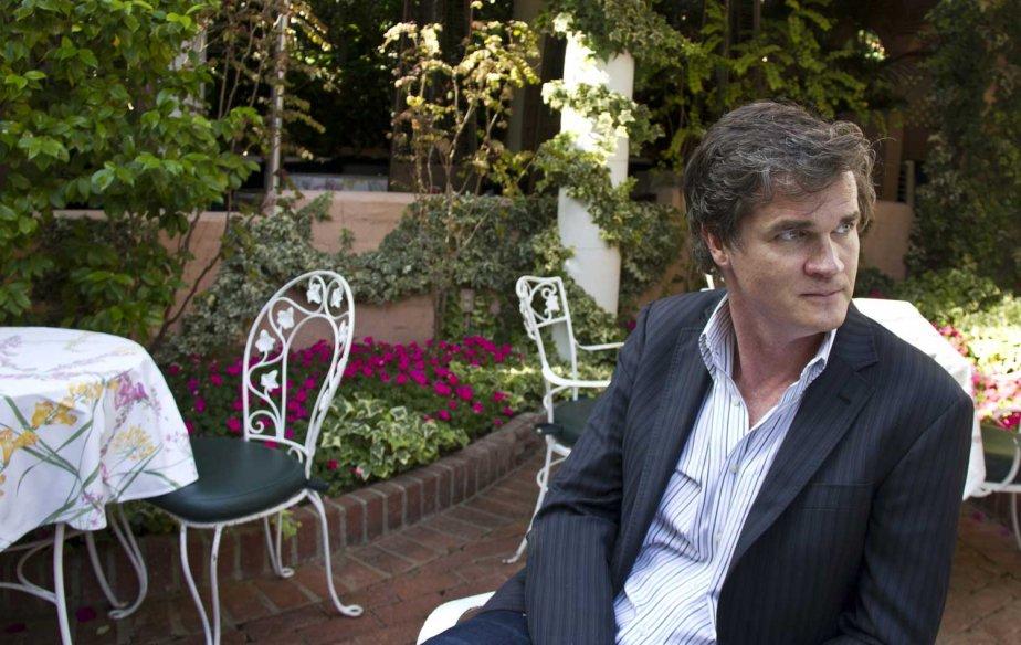 Clark Peterson, producteur chez Story And Film.... (PHOTO PÉNÉLOPE FORTIER, COLLABORATION SPÉCIALE)