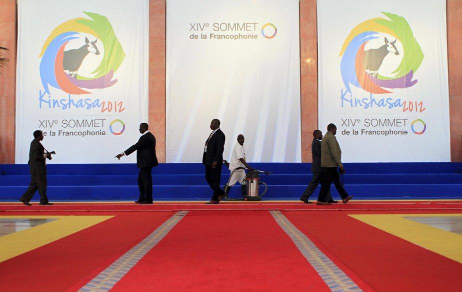 Le sommet de la Francophonie s'ouvre demain à... (PHOTO NOOR KHAMIS, REUTERS)