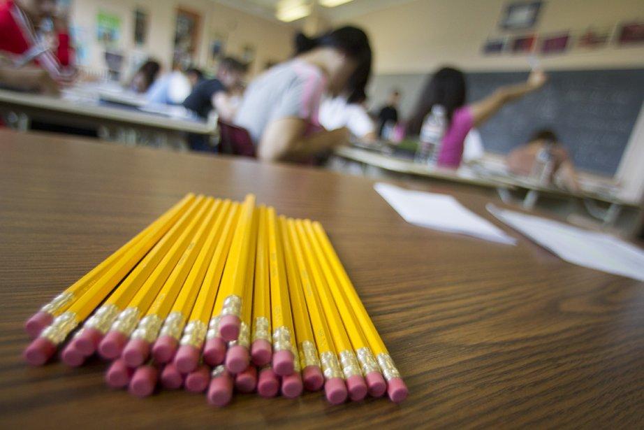 Les conséquences de la réforme sur l'enseignement de... (PHOTO IVANOH DEMERS, LA PRESSE)