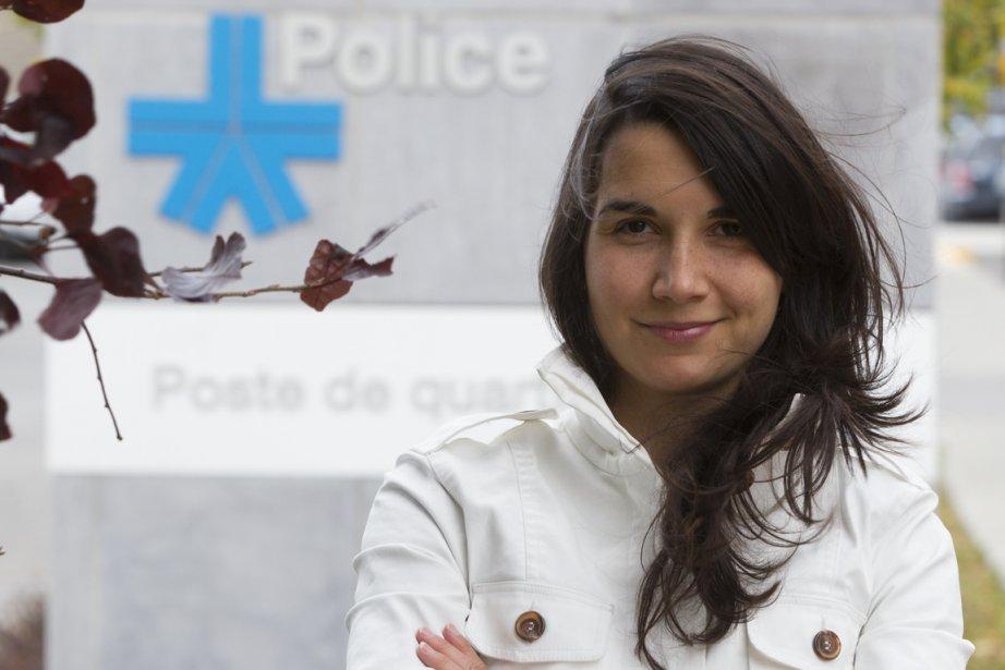 La documentariste Mélissa Beaudet a l'intention de suivre... (Photo : Ivanoh Demers, La Presse)