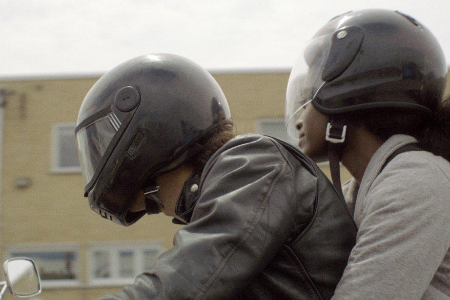 Le court métrage Avec Jeff, à moto, de... (Photo fournie par la production)