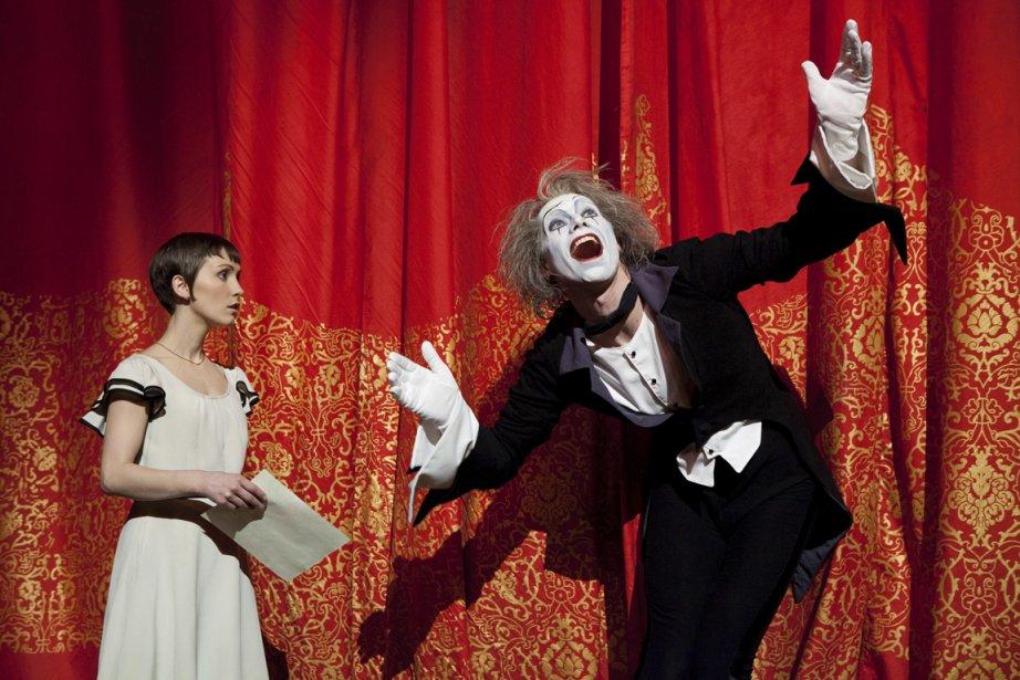L'élément déclencheur derrière le film Cirque du soleil:... (Photo fournie par la production)