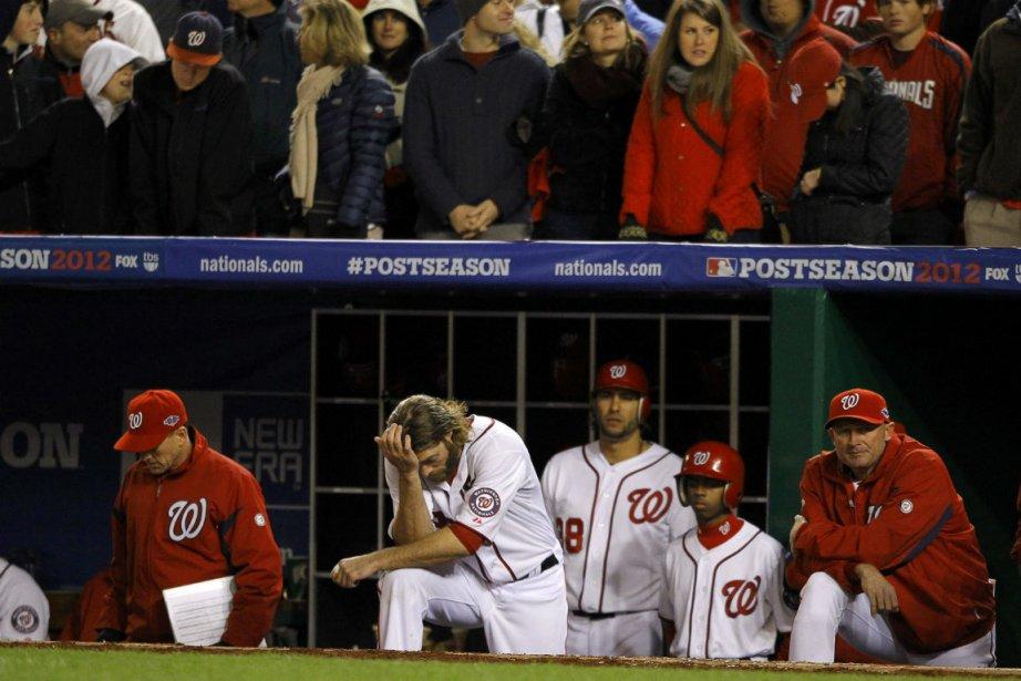 «Nous avons montré ce que nous valons, mais... (Photo Gary Cameron, Reuters)