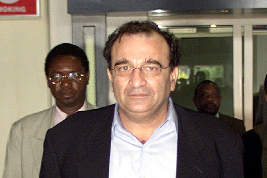 Ari Ben Menashe... (Photo Howard Burditt, Reuters)