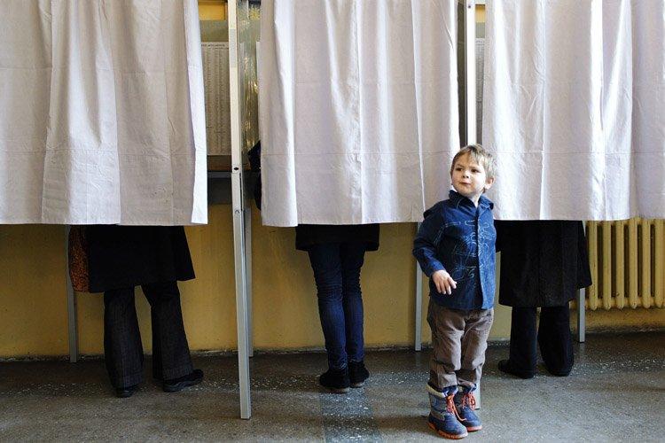 Lassés par quatre années d'austérité, les Lituaniens ont... (Photo: AP)