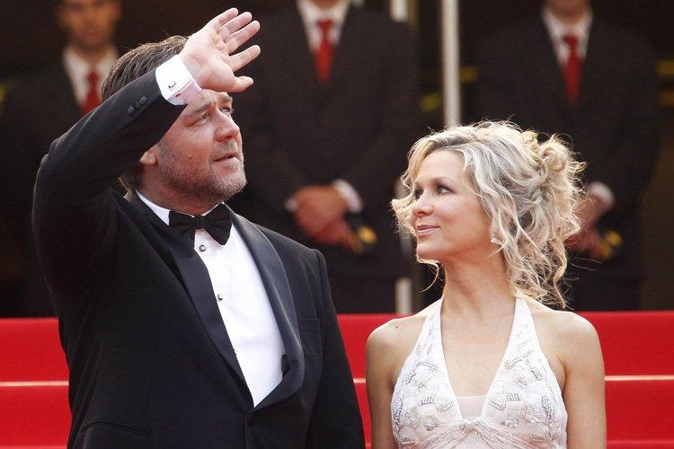 Russel Crowe et DanielleSpencer en 2010.... (Photo: AFP)