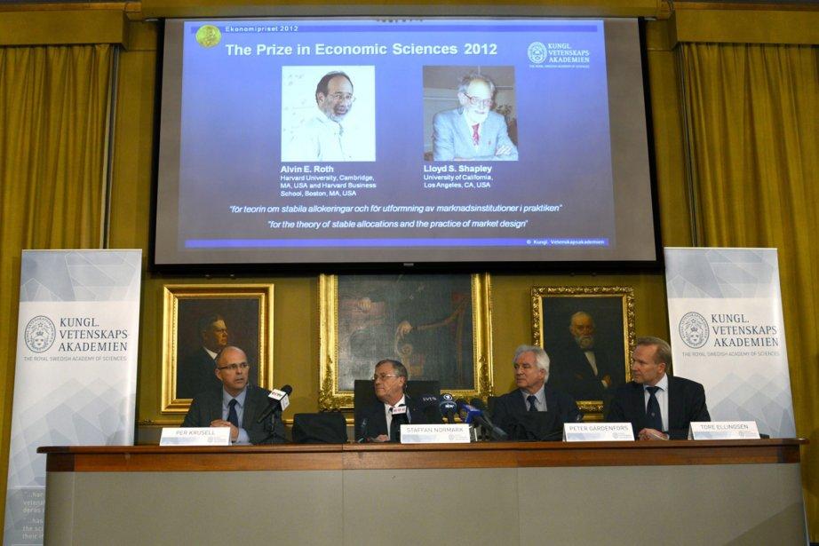 Ce prix, explique le comité, couronne «la poursuite... (Photo AFP)