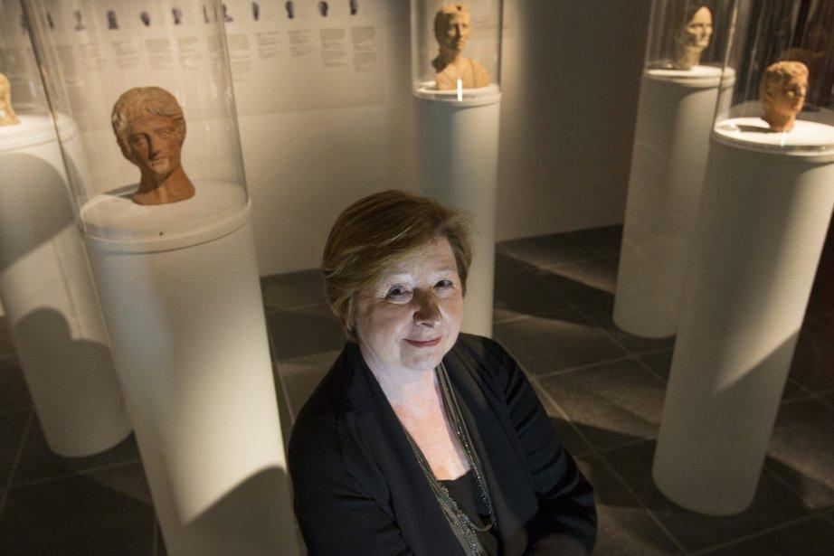 Francine Lelièvre... (Photo Ivanoh Demers, La Presse)