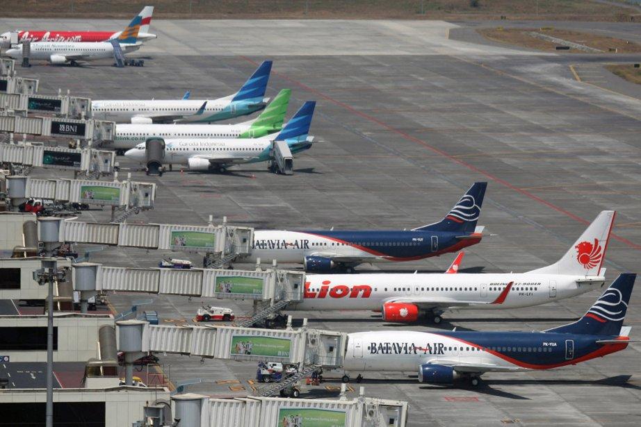 Un pilote a été suspendu après avoir posé son avion au mauvais... (Photo: AP)