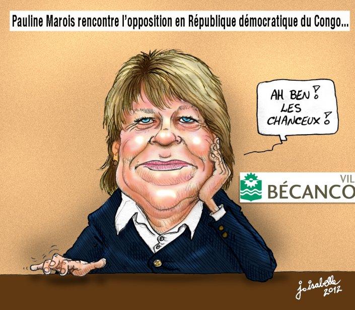 Caricature du 13 octobre | 15 octobre 2012