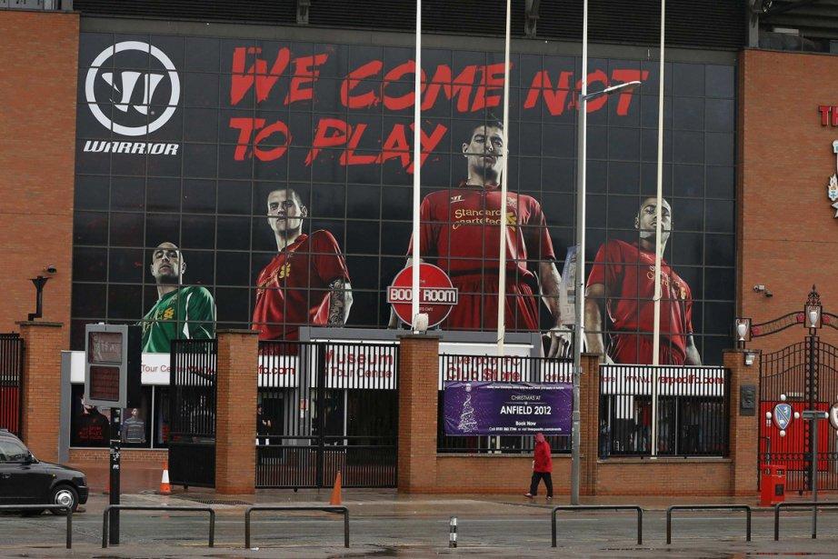 Le club de soccer de Liverpool joue au... (Photo: Reuters)