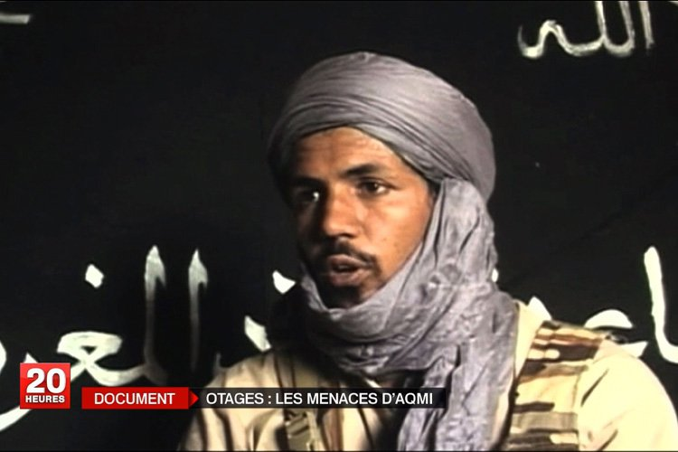 Un porte-parole d'Aqmi a affirmé dans une vidéo... (Photo: AFP)