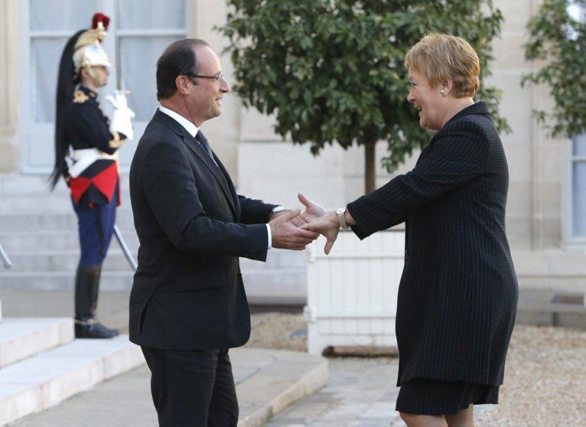 Premier ministre rencontre avec pauline marois