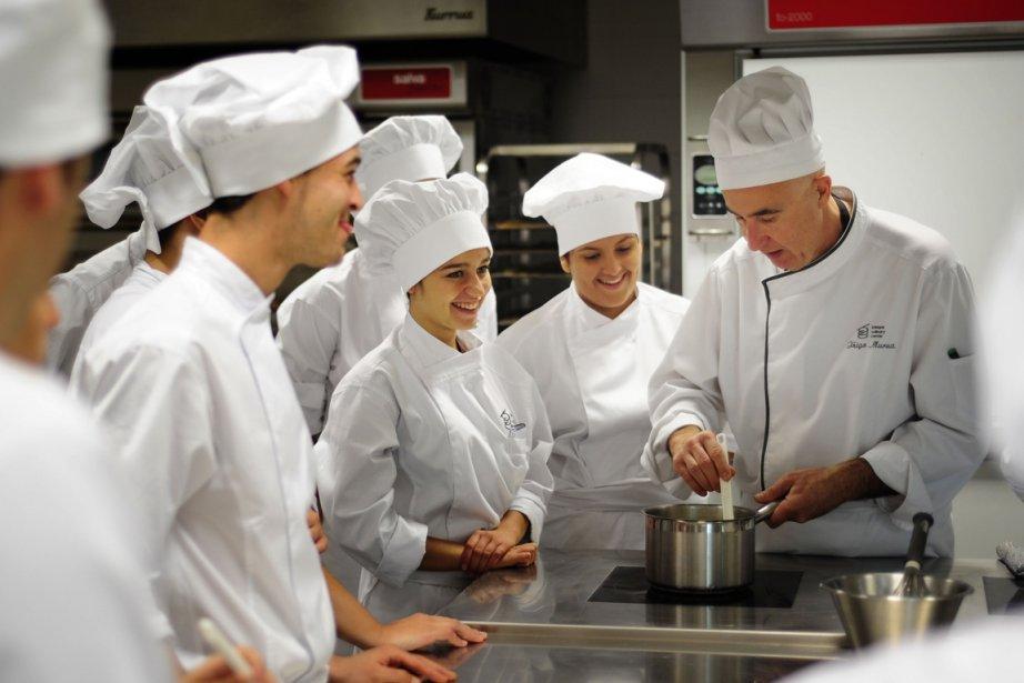 Basque Culinary Center... (PHOTO RAFA RIVAS, AFP)