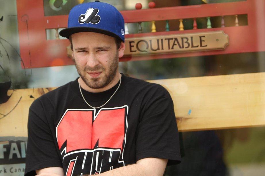 Le réalisateur Jules Falardeau... (Photo: Martin Chamberland, La Presse)