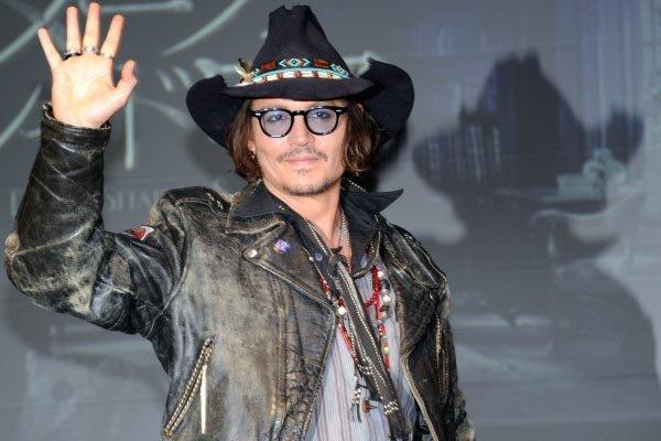 Johnny Depp... (Photo: AP)