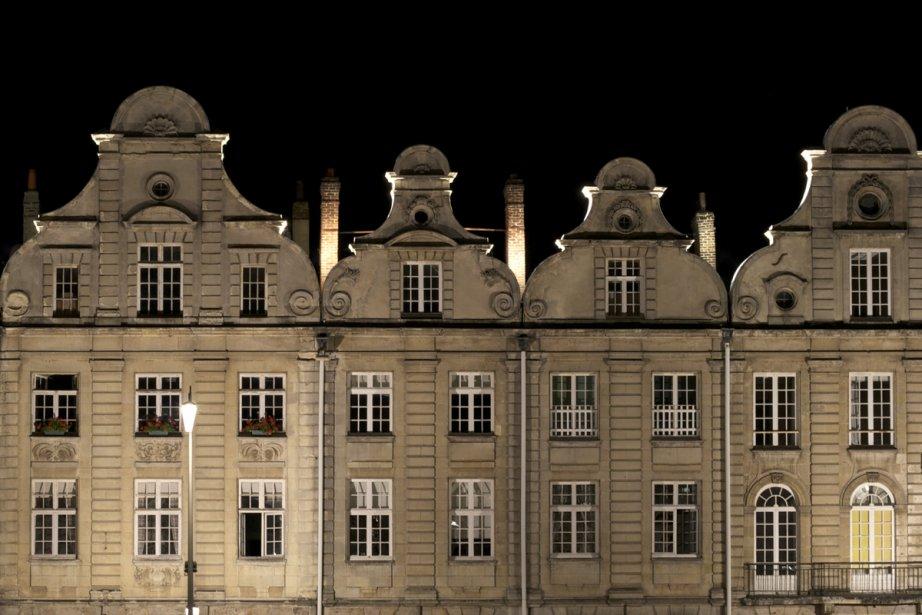 À Arras, qui se trouve à 45 minutes... (Photo: Photos.com)