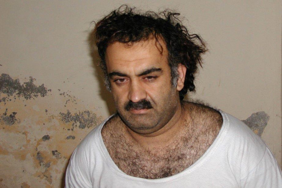 Khalid Cheikh Mohammed... (Photo AP)
