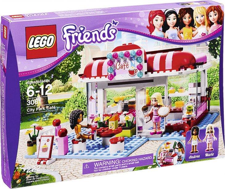 Sceau d'excellence: Lego Friends Café (Photo fournie par Protégez-vous)