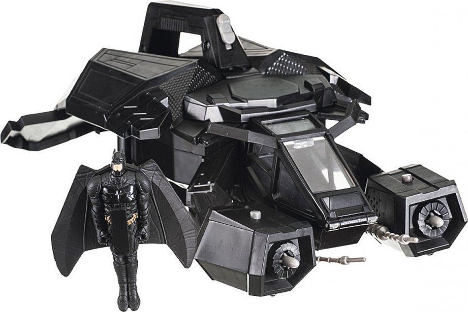Prix poubelle: The Bat/The Batman/Planeur (Photo fournie par Protégez-vous)
