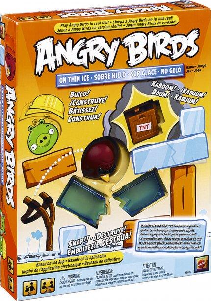 Prix poubelle: Angry Birds/Sur glace (Photo fournie par Protégez-vous)