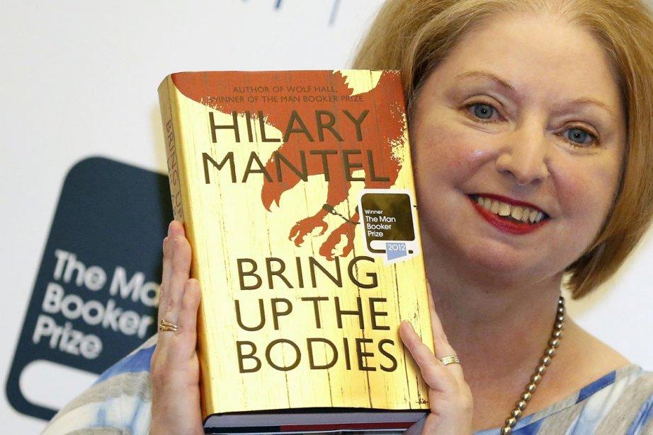 Hilary Mantel... (Photo: Reuters)
