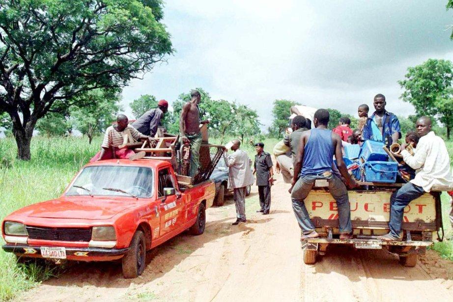 Le conflit qui concerne essentiellement l'accès aux terres... (PHOTO PIUS UTOMI EKPEI, AFP)