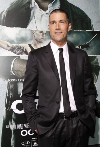 Matthew Fox à la première du film Alex Cross au ArcLight Cinerama Dome de Los Angeles le 19 octobre 2012. | 17 octobre 2012