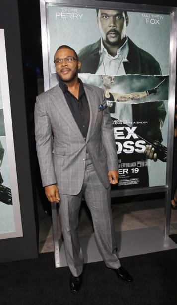 Tyler Perry | 17 octobre 2012