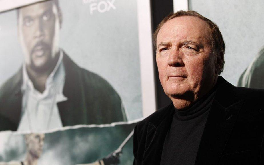 Le producteur et auteur James Patterson | 17 octobre 2012