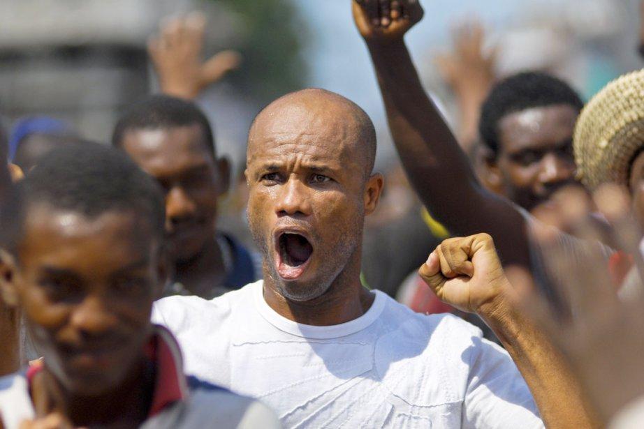 Comme la capitale Port-au-Prince le 14 octobre, c'est... (PHOTO SWOAN PARKER, ARCHIVES REUTERS)