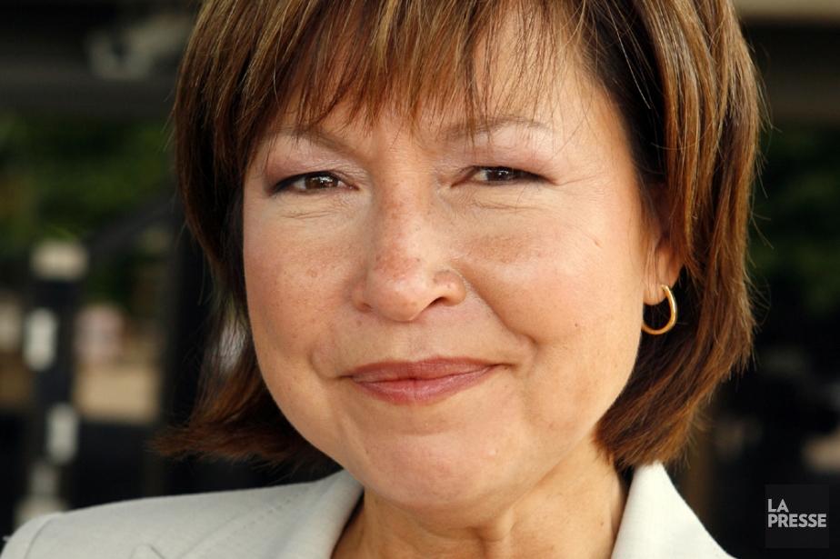 Céline Galipeau... (Photo: Robert Mailloux, archives La Presse)