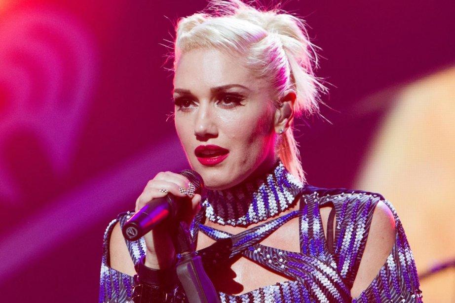 Gwen Stefani, chanteuse du groupe No Doubt.... (Photo: AP)