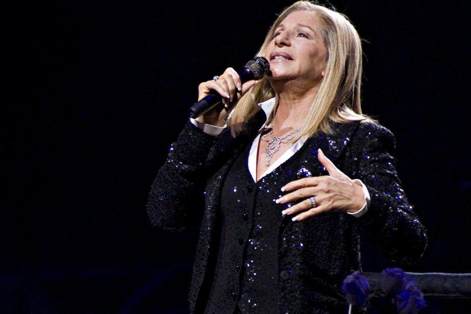 Barbra Streisand au Centre Bell: une soirée magique, intime et... | 2012-10-18 00:00:00.000