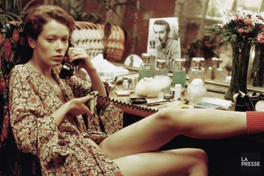 Sylvia Kristel dans une scène d'Emmanuelle (1974).... | 2012-10-18 00:00:00.000