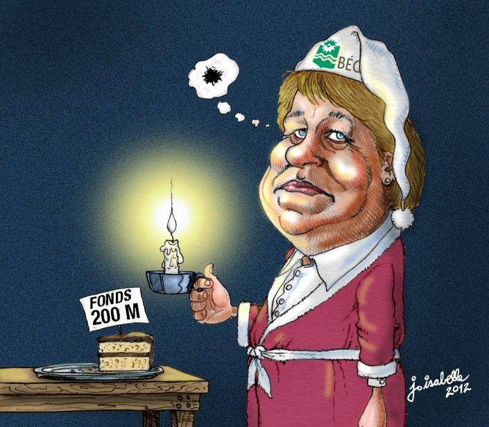 Caricature du 18 octobre | 18 octobre 2012