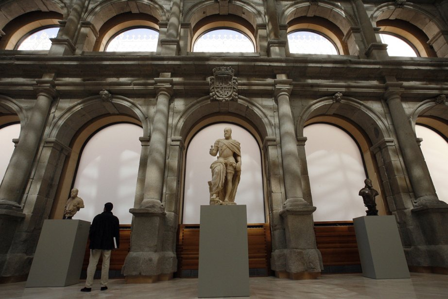 Le Musée national du Prado à Madrid, en Espagne. (Photo: Reuters)