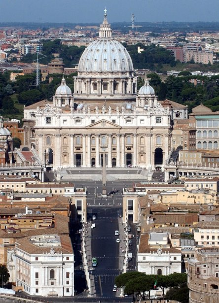 Les musées du Vatican. | 18 octobre 2012