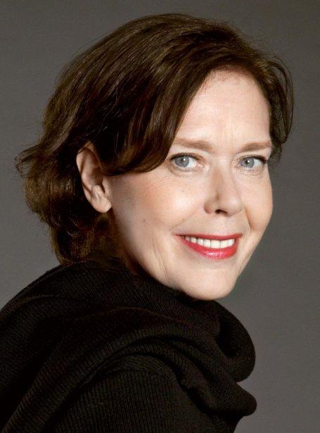 Sylvia Kristel en 2008. | 18 octobre 2012