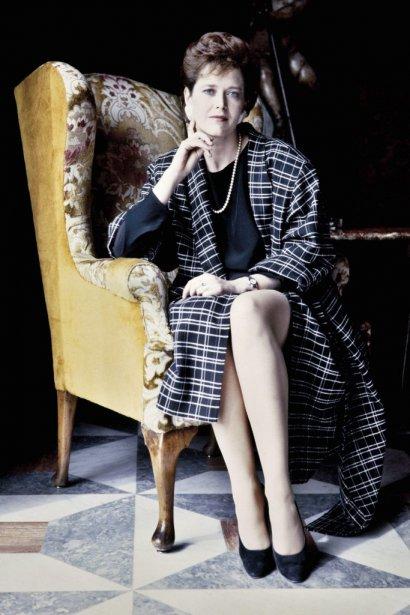 Sylvia Kristel en avril 1985. | 18 octobre 2012