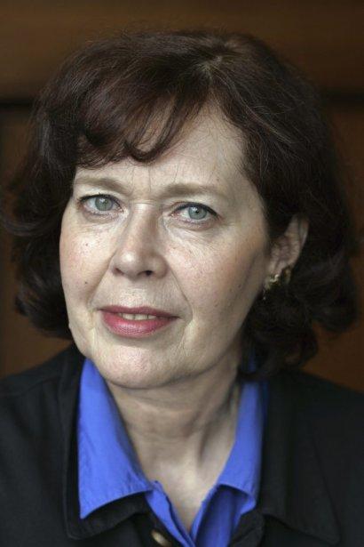 Sylvia Kristel en 2005. | 18 octobre 2012