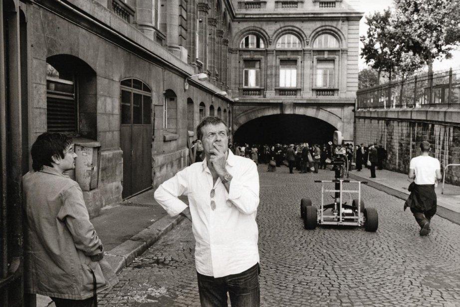 Patrice Chéreau sur le plateau de tournage du... (Photo: fournie par la production)