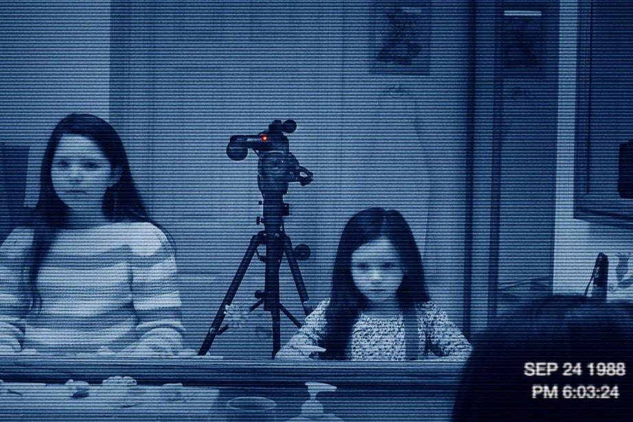 Paranormal Activity, la lucrative saga... (Photo: fournie par Paramount Pictures)
