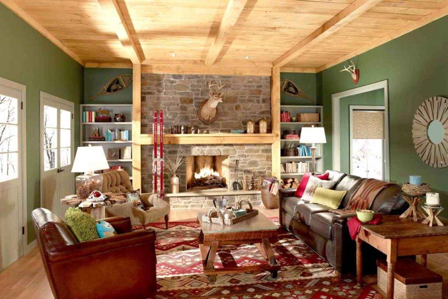 Tendances couleurs 2013 du classique l 39 apr s ski chez behr alexandra - Couleur tendance maison ...