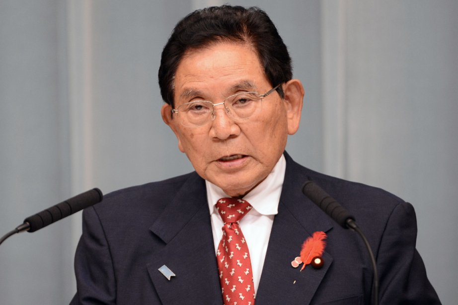 Keishu Tanaka... (Photo AFP)