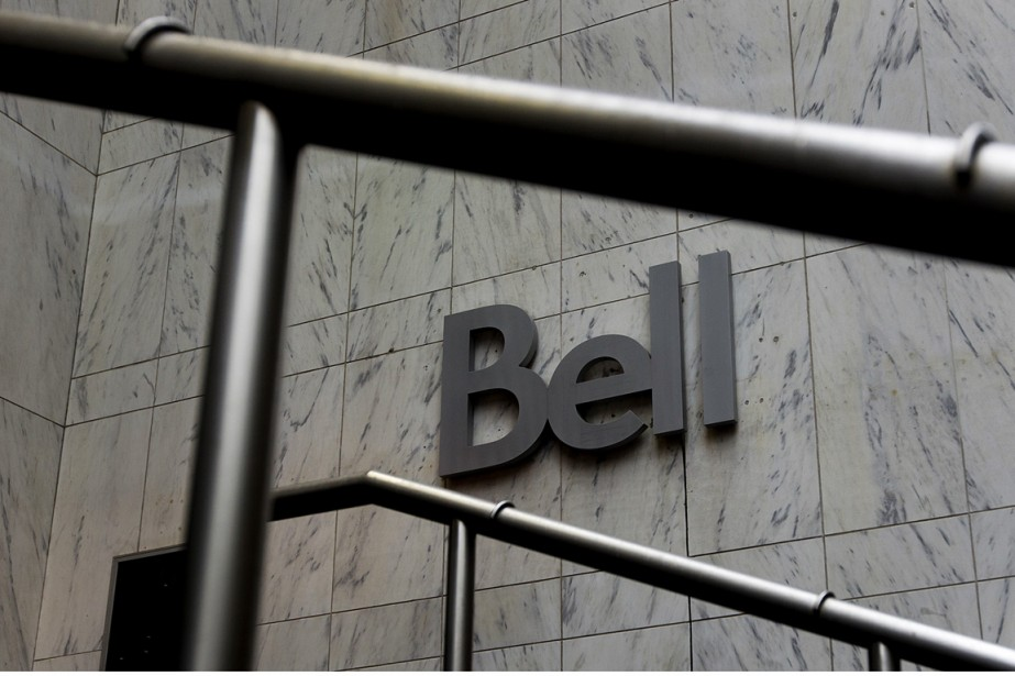 Bell Canada ( (Photo Bloomberg)