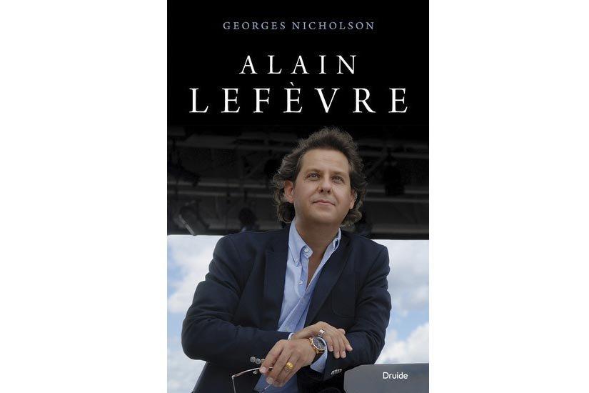 Georges Nicholson résume le sujet de son portrait biographique: «Un homme...