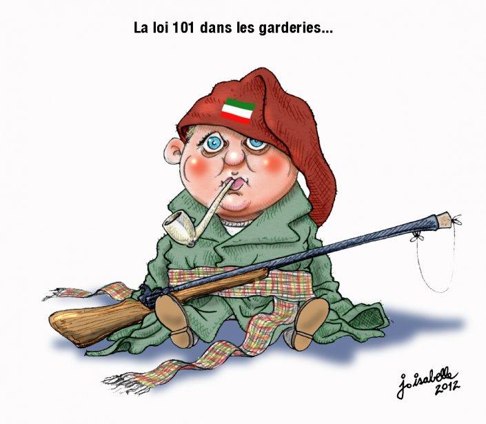 Caricature du 19 octobre | 19 octobre 2012
